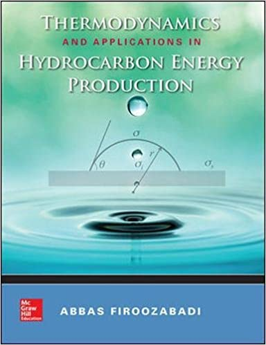 Thermodynamics and applications of hydrocarbons energy production thermodynamics and applications of hydrocarbons energy production 1st edition fandeluxe Images