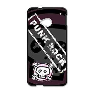Canting_Good Punk Rock Custom Case for HTC One M7(Laser Technology)