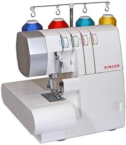 Singer Overlock 14SH 754 - Máquina de Coser: Amazon.es: Hogar