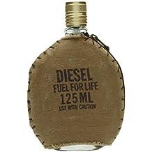 Diesel Fuel for Life Eau de Toilette Spray for Men, 4.2 Ounce