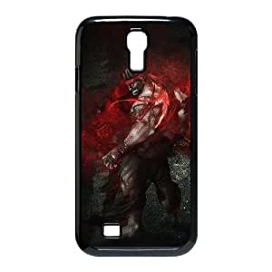 Samsung Galaxy S4 9500 Black phone case Street Fighter Evil Ryu Cool gift SFB9102637