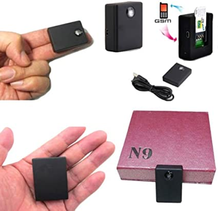 Micro Four Bands GSM Audio Device Sim Card Eavesdropping Equipment Recorder