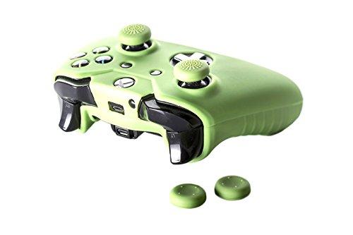 prif XB1 - Controller Kit (Silcone Cover + 4 x Thumbsticks) - Xbox One