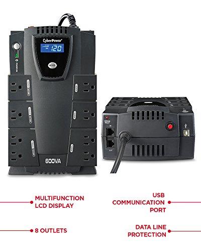 CyberPower Intelligent LCD UPS