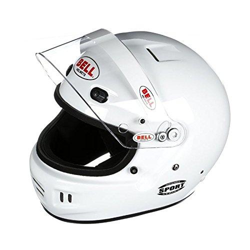 Bell Racing SPORT BLACK LARGE (60) SA2015 V.15 BRUS - Racing Bell