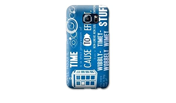 Amazon.com: Case Carcasa LG K4 Doctor Who - - bleu B ...