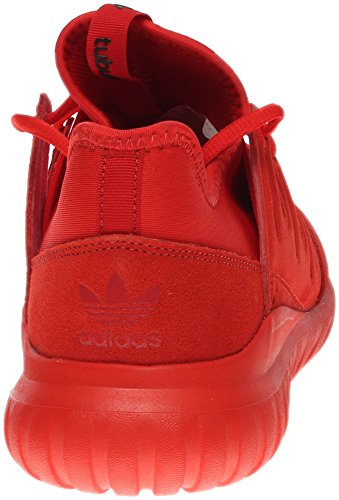 Rouge adidas Tubular Radial Baskets Synthétique PwwYXq6