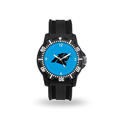 Rico Industries NFL Carolina Panthers Model Three Watch ()
