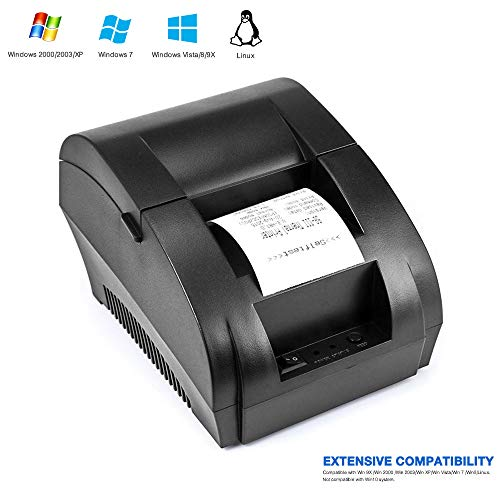 Citizen CT-S310II-U-Bk POS Receipt Printer for Quickbooks POS