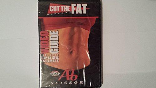 CUT THE FAT PROGRAM VIDEO GUIDE BODY BY JAKE Ab SCISSOR DVD