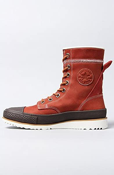0807f135caaa Converse Men s The Chuck Taylor All Star Major Mills Boot 9.5 Red. Back.  Double-tap to zoom