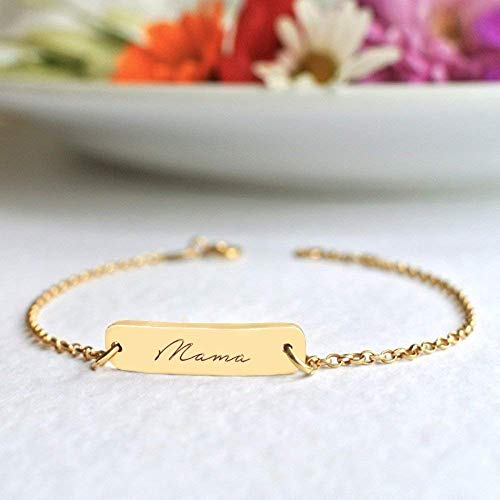 Personalised Photo Picture Bracelet Christmas gift Birthday gift,