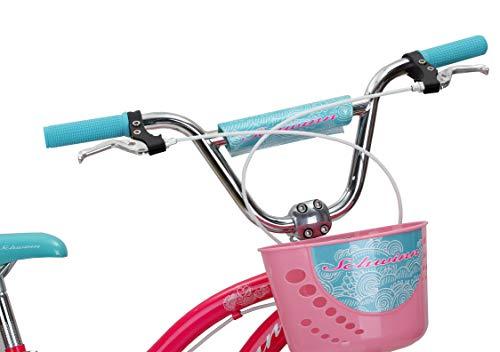 Schwinn Elm Girl's Bike with SmartStart, 18'' Wheels, Pink by Schwinn (Image #2)