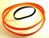 Band Saw - Set of 2 Urethane Band TIRES & DRIVE BELT for RYOBI Model BS901 BandSaw