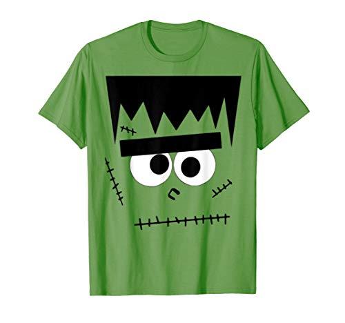 The Munster Monster Shirt Frankenstein Halloween -