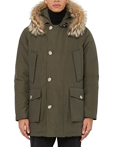 Jacket Down Uomo Df Men's Giacca Woolrich Parka Arctic 0a4Hzz
