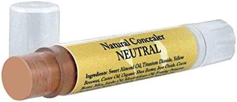 Concealer - Natural Paraben Free - Non-Toxic - Neutral