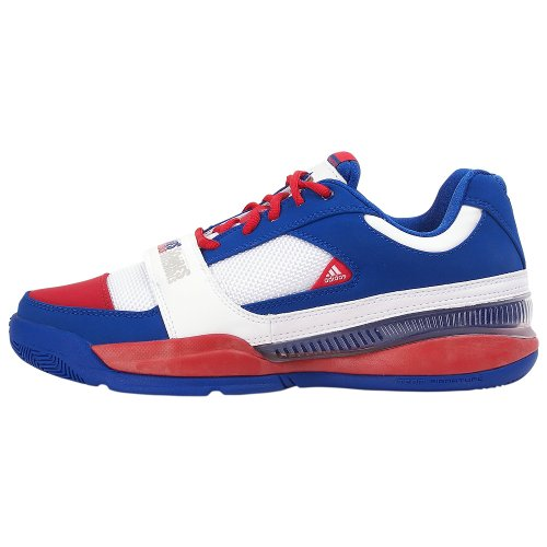 Adidas TS Lightswitch GIL Mens Basketball Shoes Air Force Blue/University Red/White : (Scores for Rb28UCLzzQ