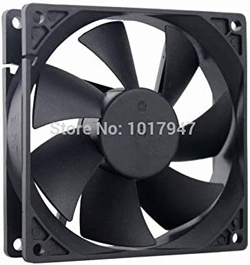 2 pieces LOT Gdstime 5V DC 2Pin 9225s 92mm x 25mm 9cm Cooling Clooer Fan 92x25mm