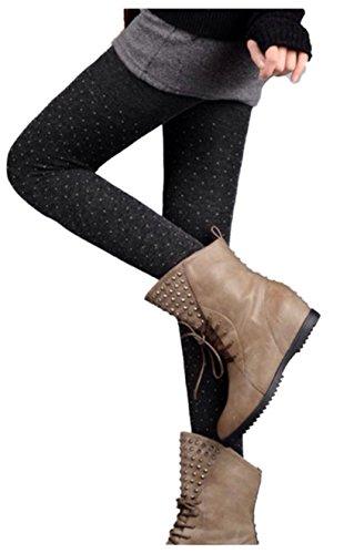Womens Fashion Stretch Spandex LeggingsToeless product image