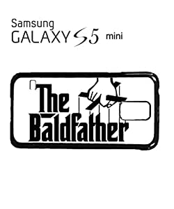 The Bald Father Cool Mobile Cell Phone Case Samsung Galaxy S5 Mini White