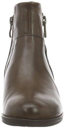 Dkbrwn Marron Femme Rep 25316 Bottes 358 Com Classiques Caprice CFwHFgq