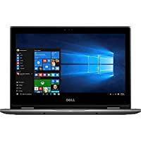 Dell - Inspiron 2-in-1 13.3 Touch-Screen Laptop - Intel Core i7 - 8GB RAM - 256GB SSD - Gray
