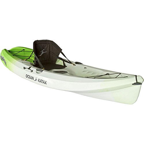 Ocean Kayak Scrambler 11 Sit-On-Top Recreational Kayak, Envy