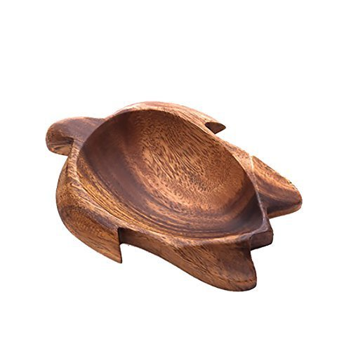 Acacia Wood ''Turtle'' Bowl by Acacia Creations