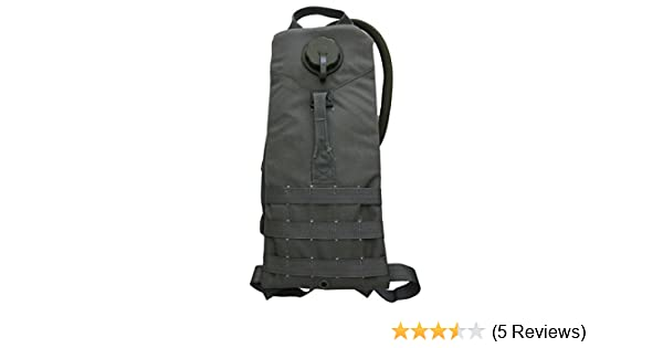 Amazon.com : The Specialty Group US Military Molle 100 oz 3 Liter Hydration Water Carrier Backpack with Bladder (Foliage Green) : Sports & Outdoors