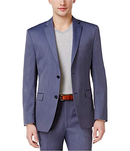 Alfani Red Label Slim Fit Blazer Sport Coat (Blue, 38 Regular) from Alfani