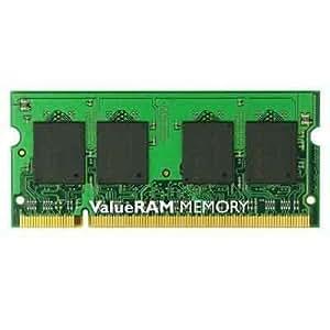 Kingston ValueRAM 2GB 667MHz DDR2 Non-ECC CL5 SODIMM (Kit of 2) Notebook Memory