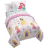 Jay Franco Disney Princess Paper Cut Bed Set, Twin
