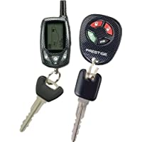 Audiovox APS997 Remote Security System with 4-Mode Shock Sensor and Extended Range Remote Start (Prestige)