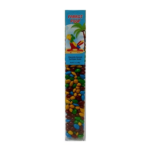 Parrot Poop (3 oz. tubes) - Pack of 8