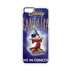 iphone6 plus 5.5 inch White phone case Disney Cartoon Fantasi EYB1378112