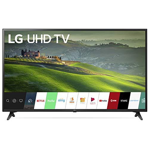 LG 43UM6910PUA 43-in 4K UHD TM120 Smart LED TV (2019)