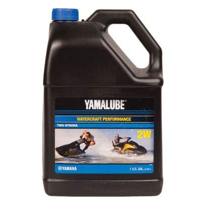 Yamalube 2W Watercraft 2-Stroke Engine Oil 1 Gallon