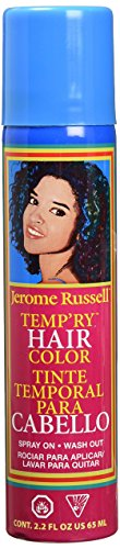 jerome russell Temporary Spray, Gold -