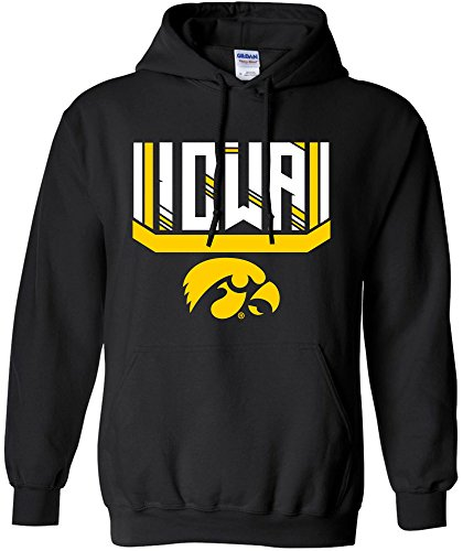 Iowa Hawkeyes Ncaa Hoody - 9