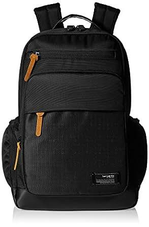 Samsonite 66308 Avant Ultra IV Soft Side Laptop Backpack, Black, 44 Centimeters