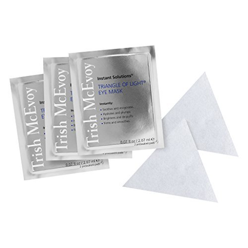 Trish McEvoy Instant Solutions Triangle of Light Eye Mask by Trish - Triangle Stores Mall