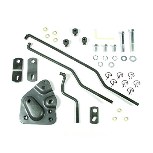 Hurst 3733162 Competition/Plus Manual Shifter Installation Kit (Manual Kit Installation)