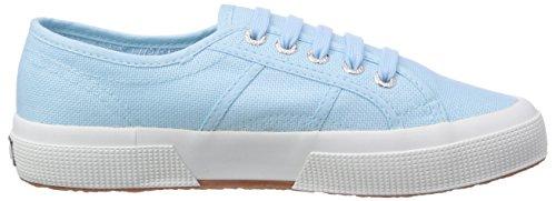 Adulte Azul Basses Mixte Bleu Superga Classic Sf68 crystal Cotu Sneakers 2750 wxqzznC7YR