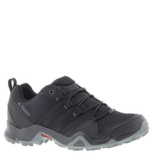 adidas outdoor Terrex AX2R Hiking Shoe - Men's Black/Black/Vista Grey, 11.0