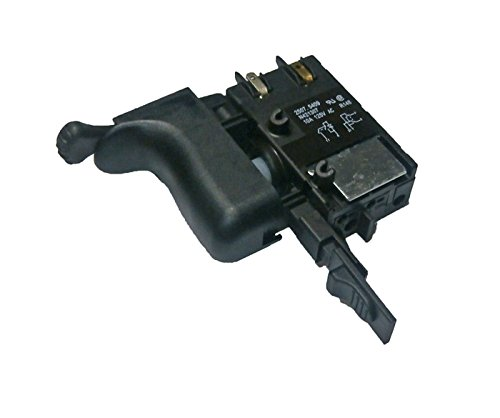 Dewalt N421307 VSR Switch Genuine Original Equipment Manufacturer (OEM) part for Dewalt & Black & Decker (Vsr Switch Dewalt)