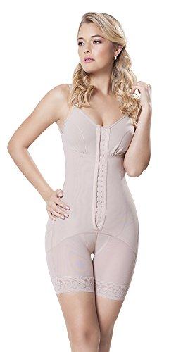 474950598ee93 Fajitex Fajas Colombianas Reductoras y Moldeadoras High Compression  Garments After Liposuction Full Bodysuit 023621