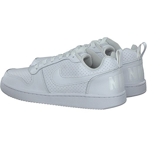Court Scarpe Borough Low Basket Wmns Nike Donna da White 5wxvpZn4q