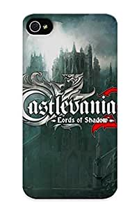 Hot Castlevania Lords Of Shadow 2 First Grade Tpu Phone Case For Iphone 4/4s Case Cover