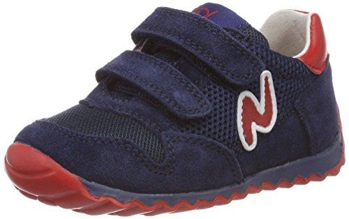 Naturino Sammy, Zapatillas Para Niños Blau (NAVY-ROSSO)